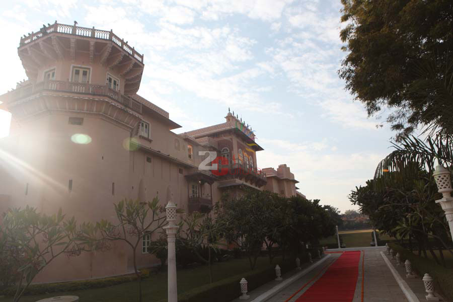Jaipur Palace Wedding