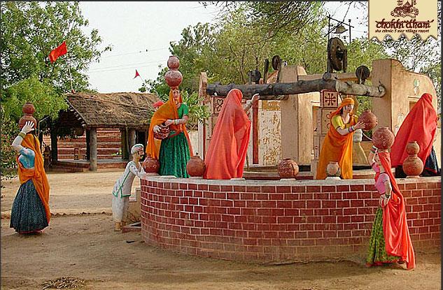 Chokhi Dhani - Jaipur Weddings