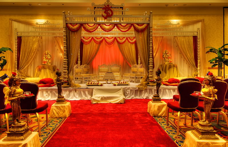Decorations Of Destination Wedding Venue Jaipur Weddings